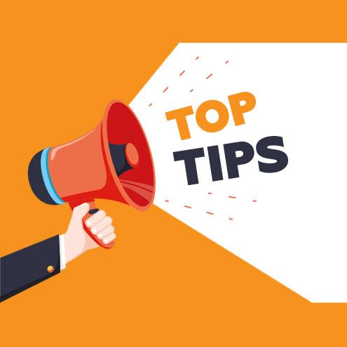 Achmea   e-Learning   Reputatiegame   Top Tips   UP learning