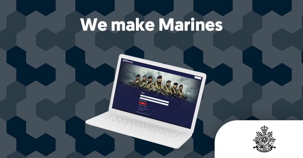 Korps Mariniers | Totara | UP learning