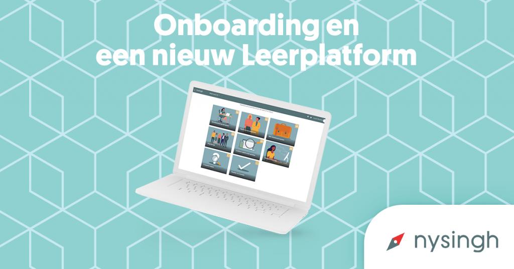 Nysingh | Onboarding en Leerplatform | UP learning